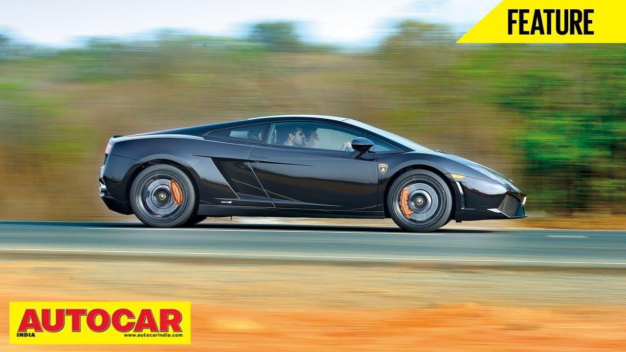 John Abraham And His New Lamborghini Gallardo Feature Autocar