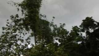 Tormenta en Cihuatlán - 20 de Agosto 2013