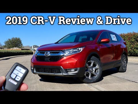 2019 Honda CR-V Full Review & Drive