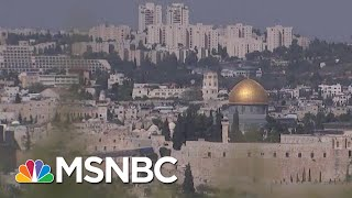 Trump Looks To Turn Israeli-Arab Accords Into Votes | Morning Joe | MSNBC
