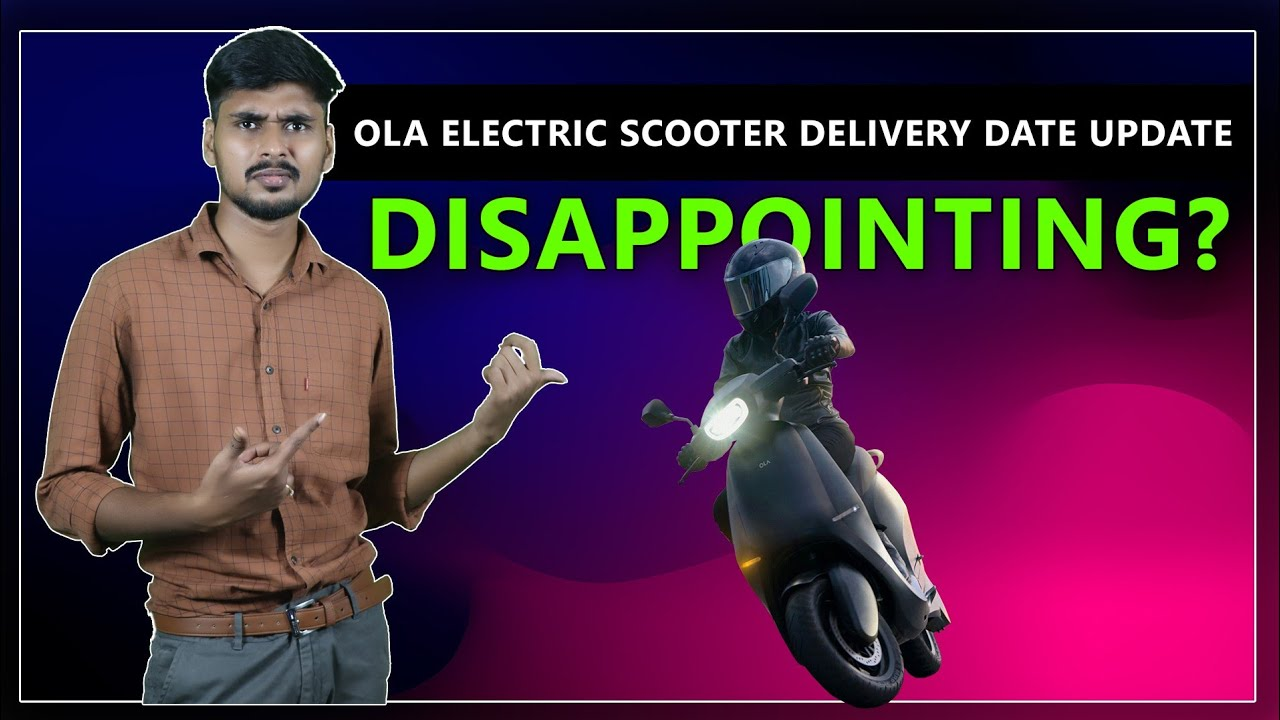 Ola Electric Scooter Delivery Date Latest Update | S1 Pro Test Rides