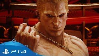 Tekken 7 | Geese Howard - DLC Pack 2 Trailer | PS4