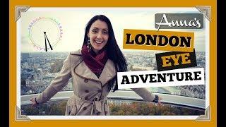 Insane London Eye Adventure | Ride The London Eye With Project Nightfall