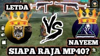 Download Lagu SIAPA RAJA MP40? LETDA FREE FIRE VS GAMINGWITHNAYEEM |  - Free Fire Indonesia mp3