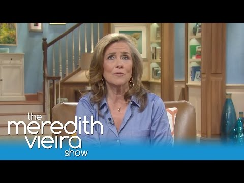 Meredith Vieira Shares Her Personal #WhyIStayed Story | The Meredith Vieira Show
