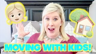 🏡 MOVING WITH A TODDLER 👧🏼 How to Make it Easier on Everyone!
