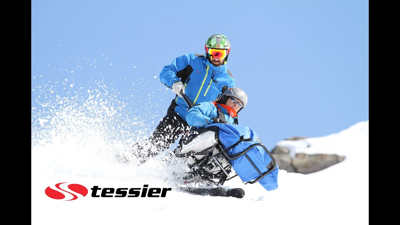 Fauteuils Tempo Tempo Duo By Tessier Sitski Adaptive Skiing Handisport