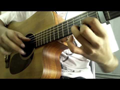 Vacation Time (OST. ฟรีแลนซ์ฯ)Part Time Musicians [Fingerstyle Arr.BY TNO]