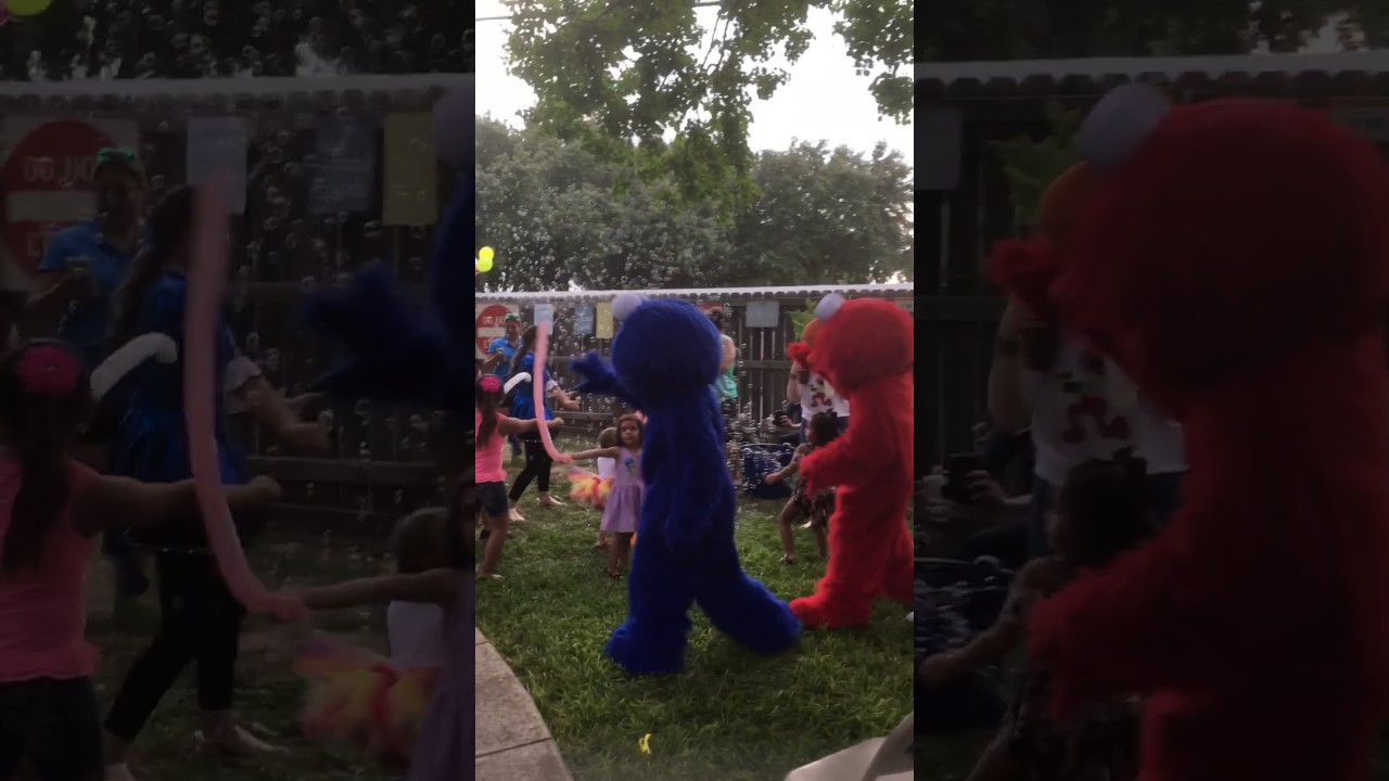 Mlg Cookie Monster And Elmo Youtube