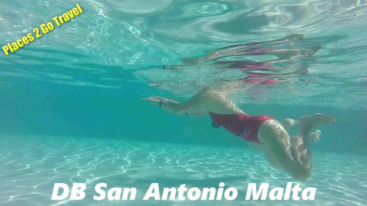 Db San Antonio Hotel Bugibba St Pauls Bay Malta Malta Travel Video