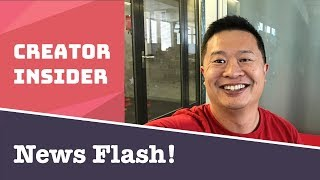 YouTube News Flash 3! thumbnail