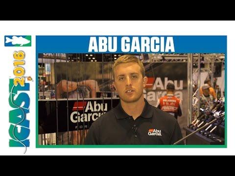 Abu Garcia Fantasista Premier Rods   ICAST 2016