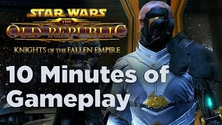 10 Minutes of Star Wars: Fallen Empire *Early Spoilers*