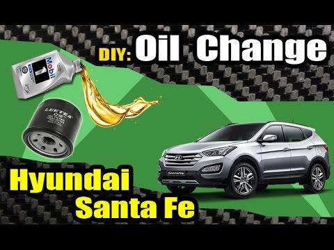 Diy hyundai santa fe oil change hd youtube youtube premium solutioingenieria Gallery