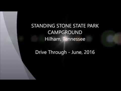 Standing Stone State Park Campground - Hilham, Tennessee