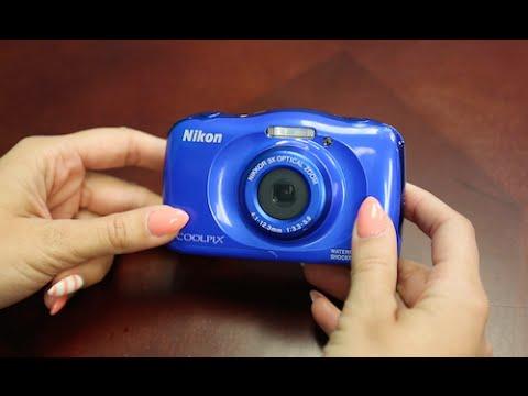 A Quick Look At Nikons COOLPIX S33 Compact Digital Camera