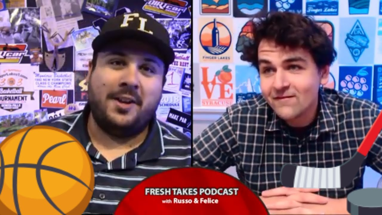 Stanley Cup & NBA Finals all tied up .::. Fresh Takes w/ Russo & Felice 6/4/19
