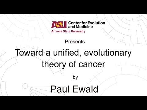 Toward a unified, evolutionary theory of cancer | Paul Ewald | CEM