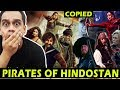 THUGS OF HINDOSTAN (COPIED) | TRAILER REVIEW | COPY SALA