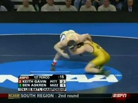 2007 NCAA Championships ( Askren vs. Gavin )