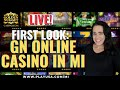 First Look At Golden Nugget Online Casino In Michigan 🎰LIVE! Michigan Online Casino Launch🍀Online