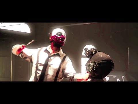 PAYDAY 2 Reservoir Dogs Heist Dramatic Trailer 2017 Full HD 60fps