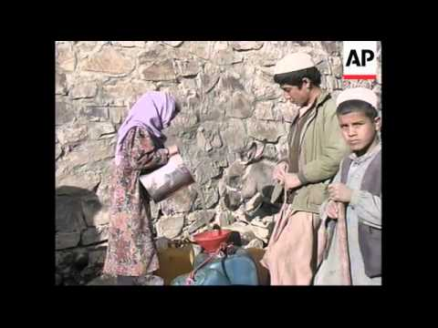 AFGHANISTAN: EXTREME POVERTY