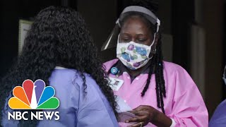 Alabama Requiring Masks In Public As Coronavirus Cases Surge Across State   NBC News NOW