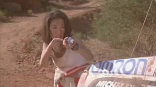 "Джеки Чан, фрагмент из ""Кто я?"""