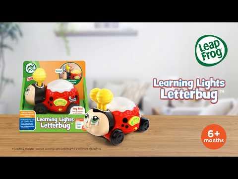 Learning Lights Letterbug   Demo Video   LeapFrog®