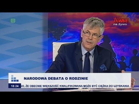 Rozmowy niedokończone: Narodowa debata o Rodzinie