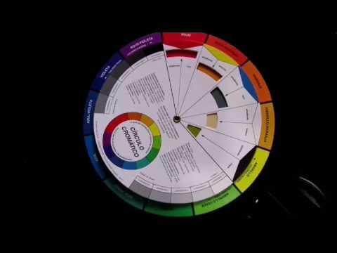Como combinar colores para bordado y pintura youtube for Como combinar colores de pintura