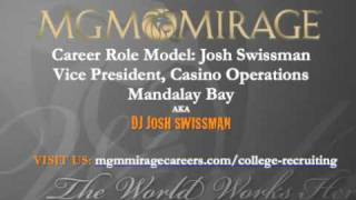 The MGM MIRAGE WorkHard PlayHard Mix