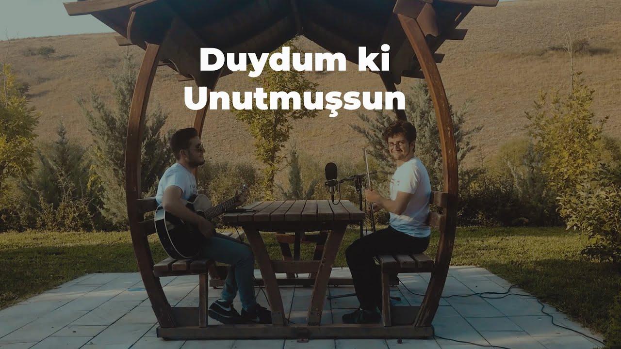 Duydum Ki Unutmuşsun- Sefa Kaymak - Mehmet Akif Çamur( Enstrümantal cover)