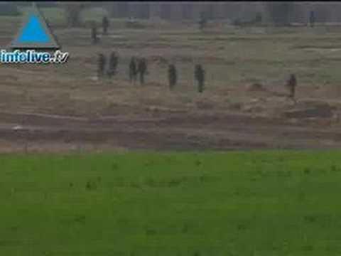 Katyusha Hits Ashkelon, IAF Strikes Back In Southern Gaza, Clashes in Nablus