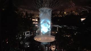 JEWEL Official Opening As I Believe Light u0026 Sound Show