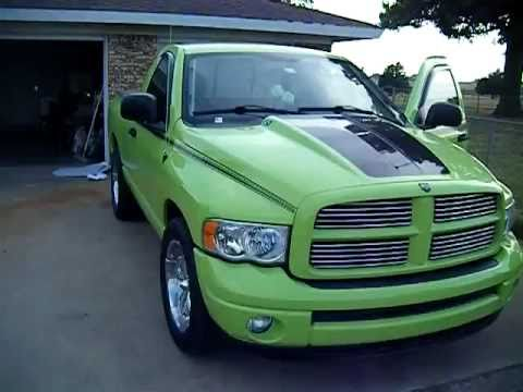 2004 Dodge Hemi Gtx 1of 90 In Sublime Green Youtube