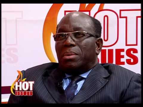 Hot Issues - With Dr.Richard Anane -20/2/2016