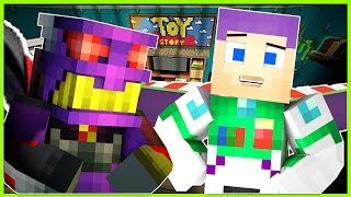 Minecraft Adventure - WE MUST SAVE THE TOYS! (Custom Roleplay)