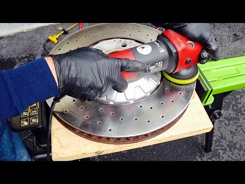 Brake Rotor Resurfacing DIY | Auto Fanatic