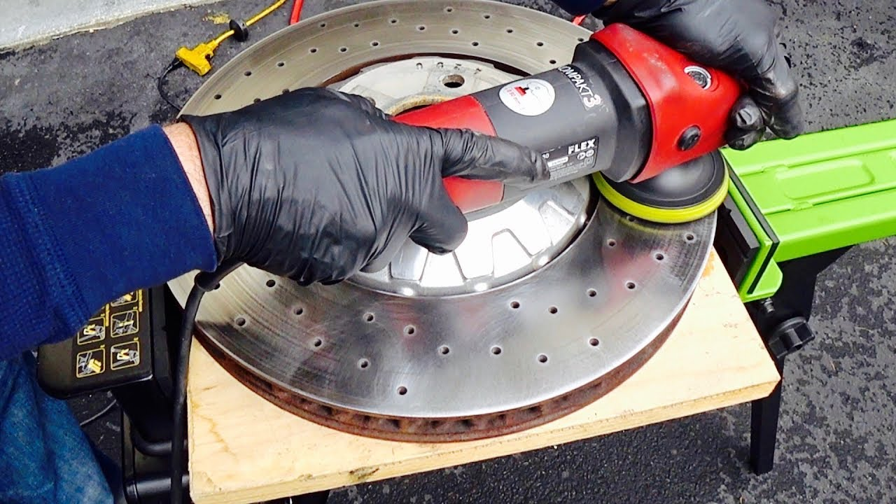 Rotor Resurfacing Near Me >> Brake Rotor Resurfacing Diy Auto Fanatic