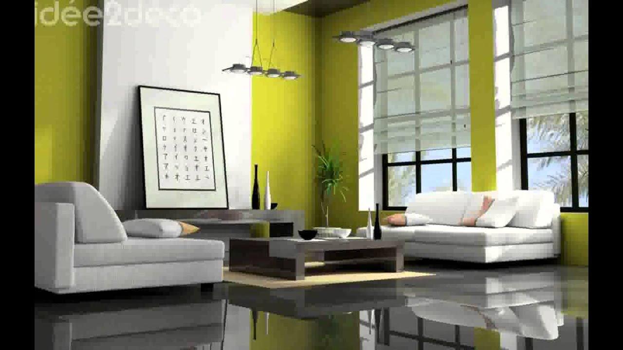 ide salon moderne - Model Dedecoration Desalon Moderne