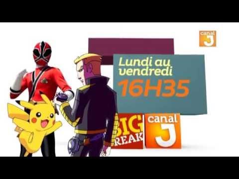 Le Big Break de Canal J