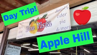 Day Trip to Boa Vista @ Apple Hill - Placerville, CA