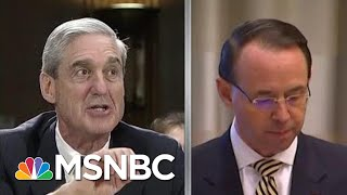 Nation On Edge For Next Steps As Robert Mueller Probe Runs Its Course | Rachel Maddow | MSNBC