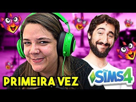 MEU PRIMEIRO OBA OBA! - Do Lixo ao Luxo 2 (The Sims 4) thumbnail