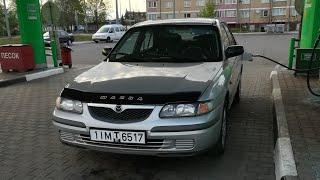 Тест драйв и обзор Mazda 626 1998 год