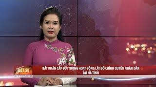 Tin tức 24h :  Bắt khẩn cấp đối tượng hoạt động lật đổ chính quyền nhân dân tại Hà Tĩnh