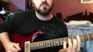 Rush Freewill Alex Lifeson - Guitar Solo Cover by Ryan Frith.mp3