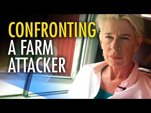 Katie Hopkins In South Africa: Preparing To Meet A Murderer